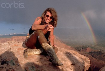 Jon Bon Jovi at Moab